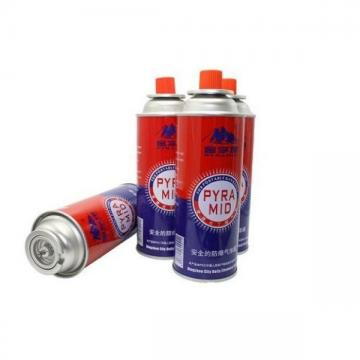 Butane Canister Refill Custom Made Aerosol Cans for Butane Gas